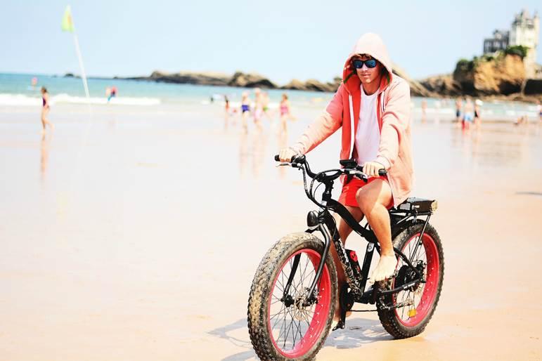 Bike Hire Biarritz and Anglet
